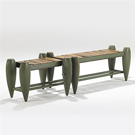 bench by eck follum