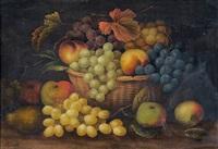 früchtestillleben by edwin steele