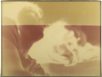 color print in negative one, tina and susan by keith sonnier