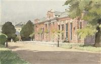 the orangery, kensington gardens (+ kensington gardens; 2 works) by eustace corrie frere