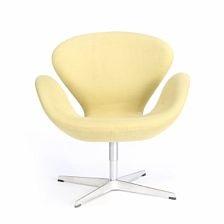 Fabulous Swan Chair Swivel Chair By Arne Jacobsen On Artnet Bralicious Painted Fabric Chair Ideas Braliciousco