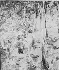 australian bush by arnold joseph victor shore