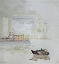 雾 by xu jian