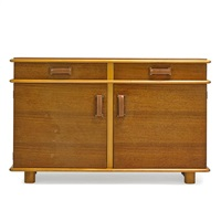 station wagon cabinet, no. 1049 by paul t. frankl