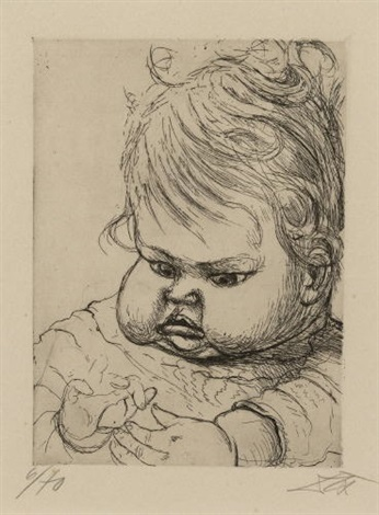 nelly i by otto dix