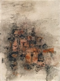 ohne titel (oeuvre-nr. oe 40010) by eugen batz