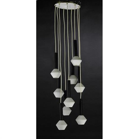 chandelier by tapio wirkkala