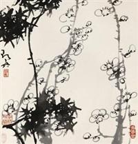 双清图 by deng lin