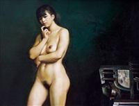 少女 by chen keping