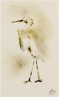heron by george biddle