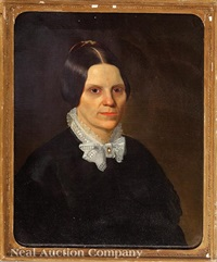 portrait of susan latham by william hudson