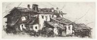 2 bll.: bergbauernhof martell - agums vinschgau by herbert danler