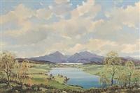loch ascog by alasdair macfarlane