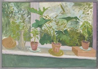 a spot on the windowsill by charlotte ardizzone
