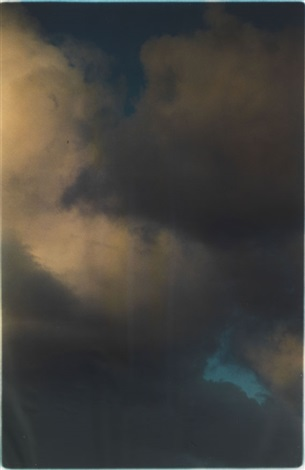 untitled clouds by bill henson