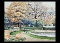 le jardin des tuilleries by h rolf rafflewski