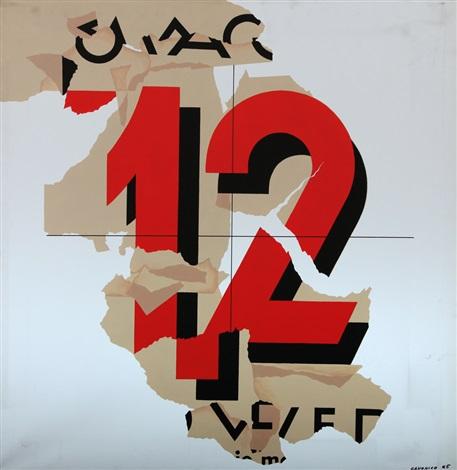 Calendario Giorno.Calendario Giorno K F 1 By Felice Canonico On Artnet