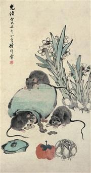 丰硕图 by xu xiang