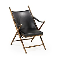 campaign chair by labarge