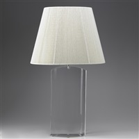table lamp by les prismatiques