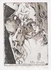 selbstbildnisse 6 works by horst janssen