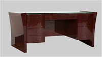 washington hall executive desk by dakota jackson