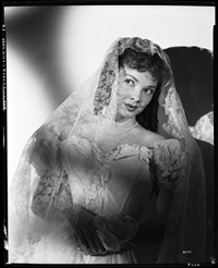 kathryn grayson camera negatives (from the kissing bandit) by virgil apger