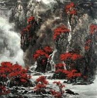 峡江图 by xia baisen