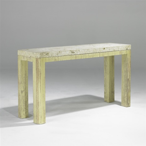 Console Table By Michael Taylor