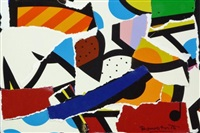 four of a kind by romero britto