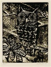 owl by sue fuller
