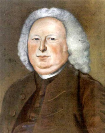 portrait of deacon jonathan simpson ward old south church boston by benjamin blyth