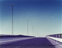 "Two high way photographs, from the ""Projekt..., 2006"