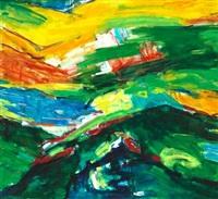 landscape, vence by kai lindemann
