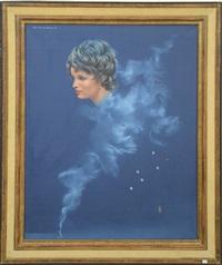 portrait céleste by remi van den abeele
