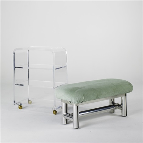 bench and cart by pace manufacturing co