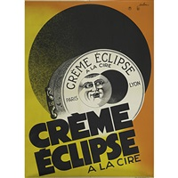 creme eclipse a la cire by eric de coulon