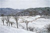 winter by ma hong