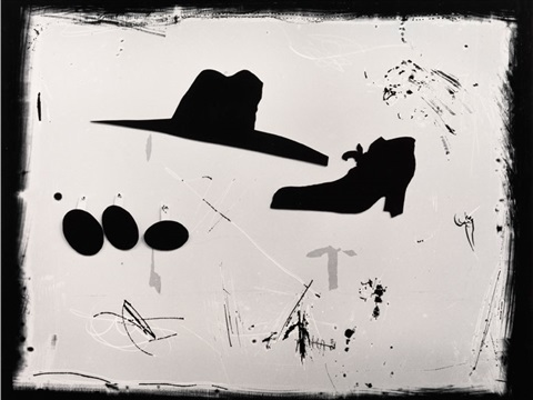 shoe hat and eggs new mexico by joel peter witkin