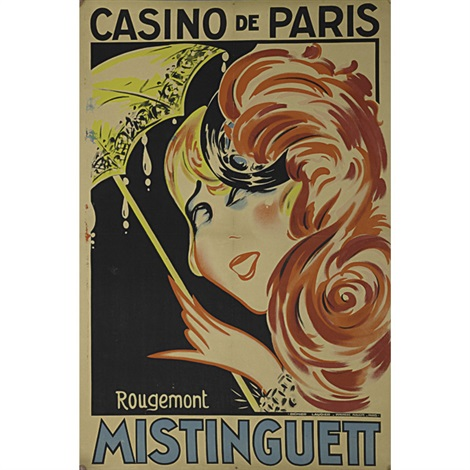 casino de paris mistinguett by rougemont