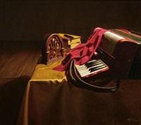 手风琴 (accrodion) by xu dan