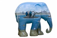 elephant for the polder kingdom by sven hoekstra