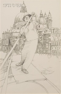 egyptian president anwar sadat and the silent gondolier by paul giovanopoulos