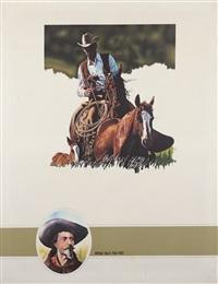 buffalo bill's wild west by giorgio albertini