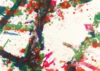 east mother by sam francis