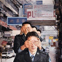 在黑暗中的生活 by deng chenwen