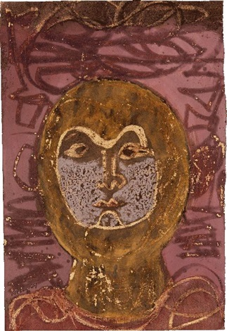 head by mark tobey