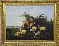 paysage animé by james de rijk