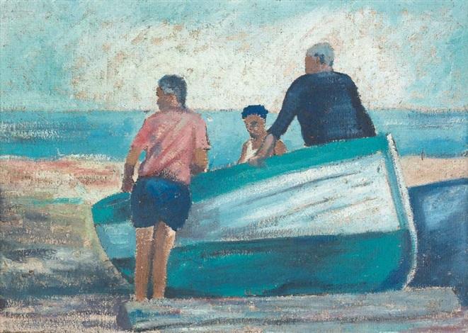 pescatori by mario berrino