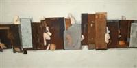 abstract composition by igor snegur